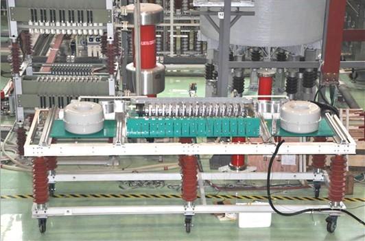 锦屏-苏南特高压直流输电换流阀组件顺利通过运行试验