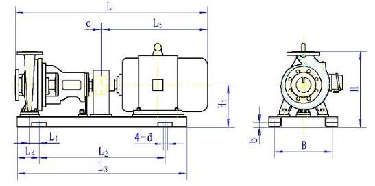 离心泵安装维修及维护与使用规程