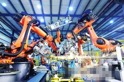 工业冲压机器人作为战略新兴产业的重要内容,这种具有前瞻性、战略