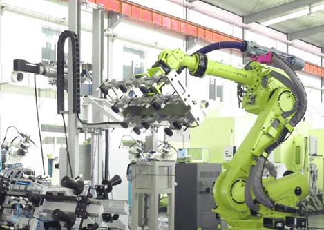不是所有 机器人 数控机床 都属于智能制造