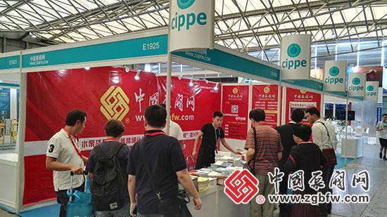 中国泵阀网受邀参加中国(上海)国际石油化工技术装备展览会