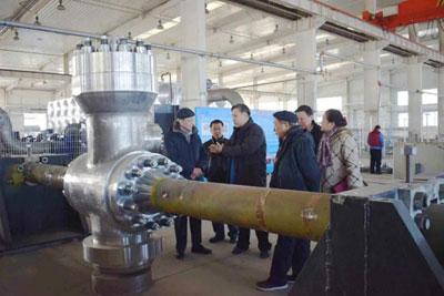 """重大专项""""核电站用爆破阀""""产品样机通过鉴定"""
