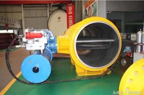 认证的中国首台核电站双阀组产品
