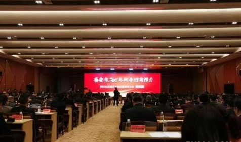 福建南安新春忙招商 58个项目引资近450亿元