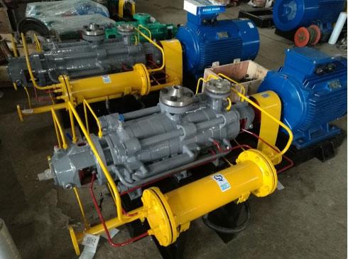 创新才是硬道理 中联泵业进军伊朗市场