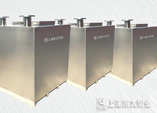 上海凱太污水提升設備全面升級 助力環保事業發展