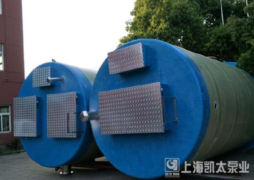 上海凯太坚持绿色发展 一体化预制泵站环保价值凸显