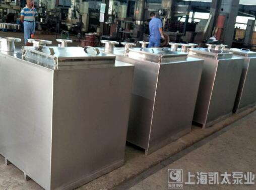 上海凯太蹄疾步稳 扎实推进污水提升设备质量升级