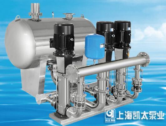 上海凯太无负压供水设备 以优越性能征服市场