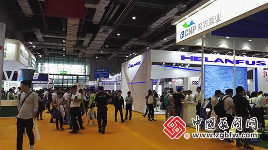 2018第七届FLOWTECH CHINA 上海国际泵管阀展现场掠影