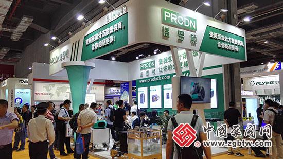 谱罗顿亮相第七届FLOWTECH CHINA 上海国际泵管阀展