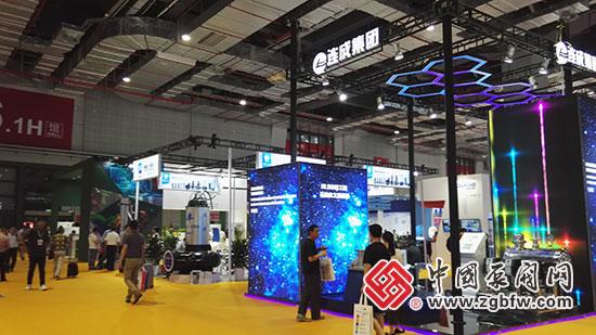 连成集团亮相2018第七届FLOWTECH CHINA 上海国际泵管阀展