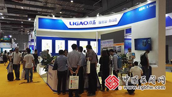 力高泵业参加2018第七届FLOWTECH CHINA 上海国际泵管阀展