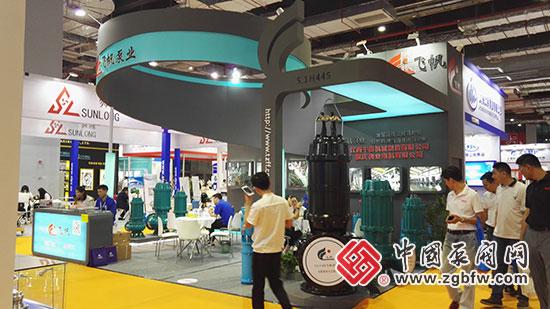 飞帆泵业亮相2018第七届FLOWTECH CHINA 上海国际泵管阀展