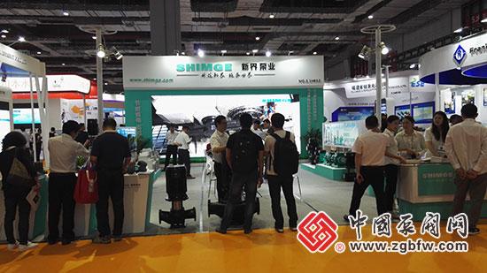 新界泵业亮相2018第七届FLOWTECH CHINA 上海国际泵管阀展