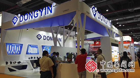 东音泵业亮相2018第七届FLOWTECH CHINA 上海国际泵管阀展