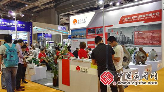 上海志力泵业制造有限公司参加2018第七届FLOWTECH CHINA 上海国际泵管阀展