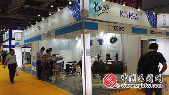 韩国ZERO亮相2018第七届FLOWTECH CHINA 上海国际泵管阀展