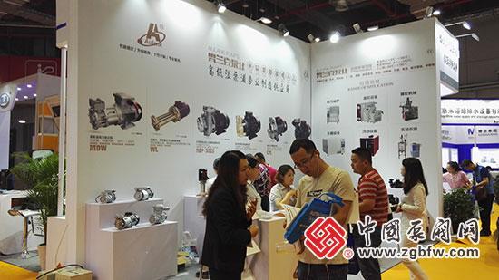 奥兰克泵业亮相2018第七届FLOWTECH CHINA 上海国际泵管阀展