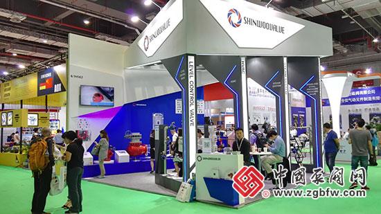 2018第七届上海国际泵管阀展