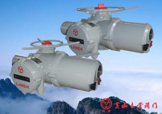 黄山良业精准发力 助推阀门电动装置高质量发展