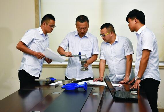上海沪工:在改革中腾飞