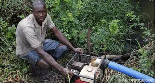 为什么非洲对水泵的需求巨大?