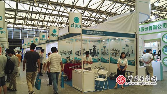 上海石化展