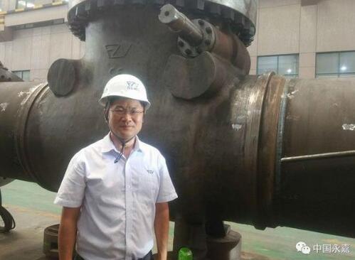 浙江:閥門工程師焦倫齡擁有40多項專利 行業大咖名副其實