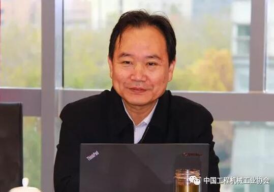 中国工程机械工业协会王金星副秘书长
