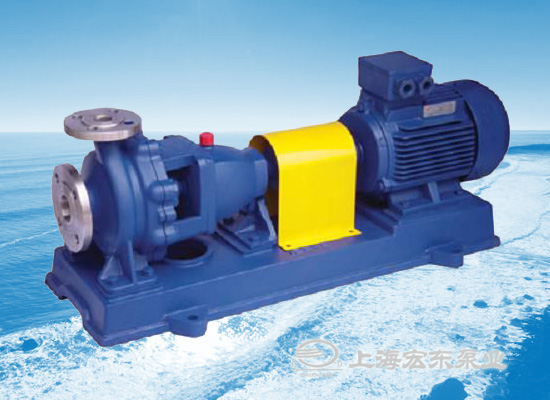 上海宏东提升化工泵科技含量 助力企业工业节能