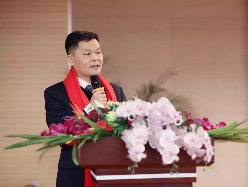 总结致词——制造业事业部总经理沈凤祥