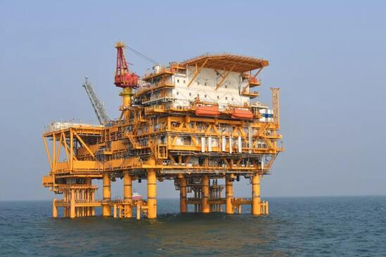中海油天津分公司渤中34-9油田开发项目CEPA平台