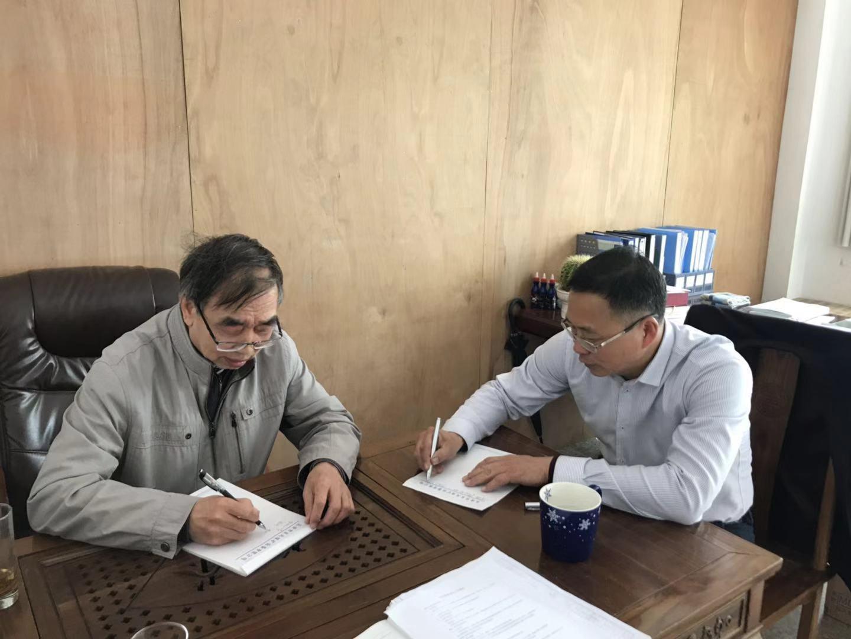 温州泵阀工程研究院与东风煤机再商合作