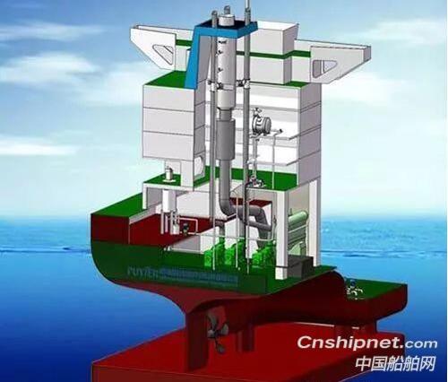 大连船阀获12条船的脱硫系统改造项目