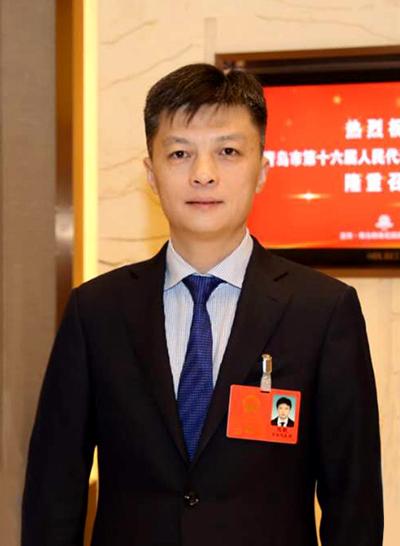 陈鲲获河北十大经济风云人物
