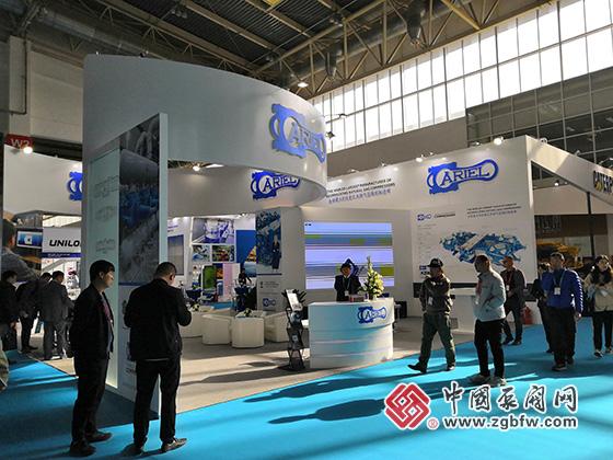 cippe2019第十九届中国国际石油石化技术装备展览会现场