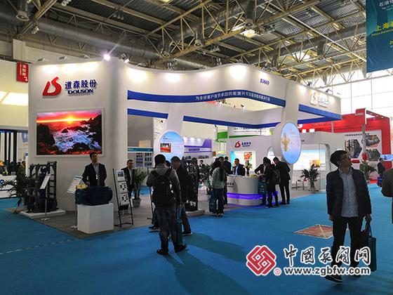 道森股份参加cippe第十九届中国国际石油石化技术装备展览会