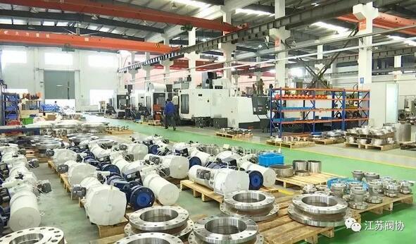 蘇州安特威閥門這家民企是高端工業閥門設計及制造領域的領導者