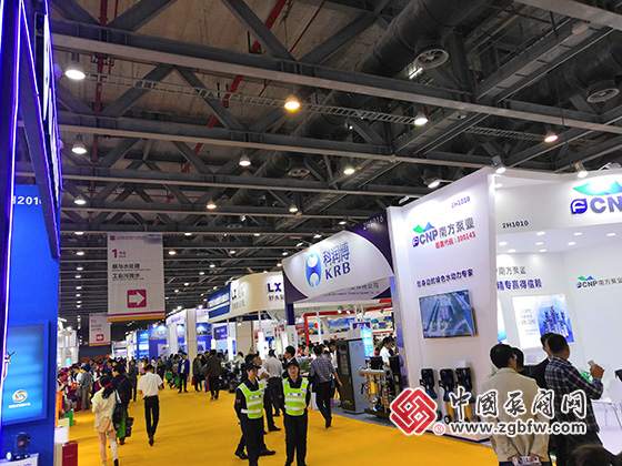 2019第四届广东国际泵管阀展览会