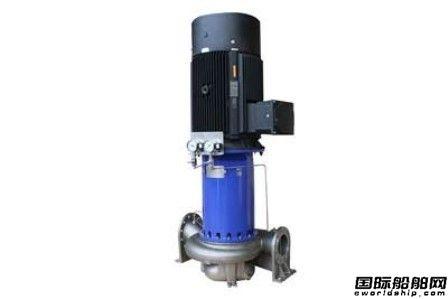 KSB旗下公司推出新型廢氣清洗系統泵