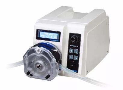 分配型蠕动泵WT600-1F