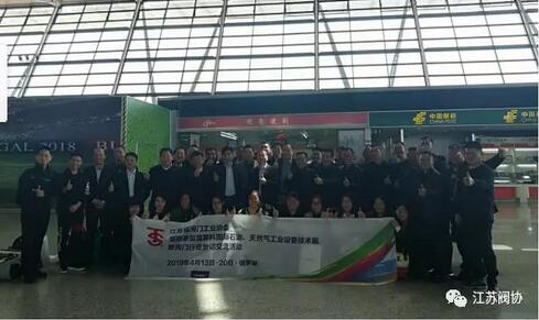 江蘇閥協組團赴俄羅斯參訪考察交流取得圓滿成功!