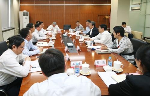 中核與中國有色集團謀求新合作拓展新領域 推動高質量發展