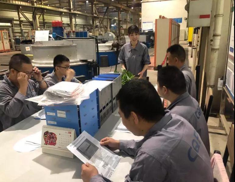 重庆水泵:开展《职业病防治法》宣传教育