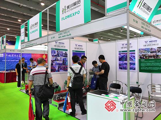 牧雅竞博官网参加第22届广州国际流体展暨泵竞博官网管道展览会