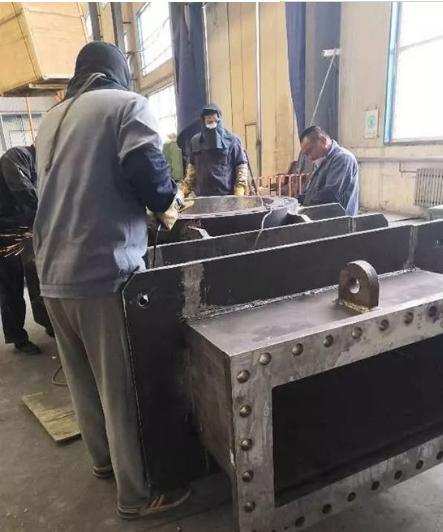 能发铁阀顺利完成扬子石化焊接闸阀更新改造任务