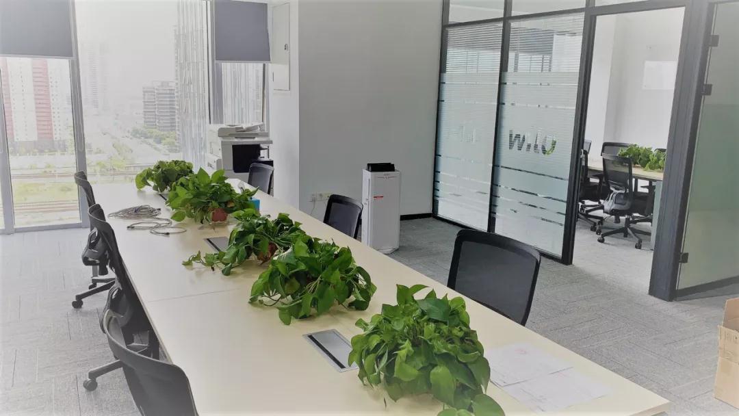 威乐中国水泵系统有限公司:坐标金陵城 又开业了一家新办公室
