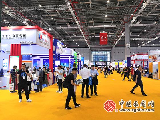 2019第八届上海国际泵管阀展览会