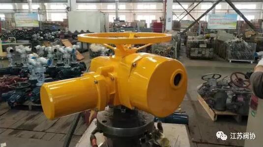 常州电站辅机:专注研发核级阀门电动装置